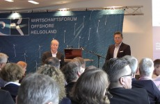 Rückblick zum 2. Wirtschaftsforum Helgoland – </br>Offshore zum Anfassen