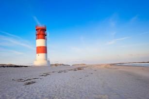 Leuchtturm Helgoland Düne